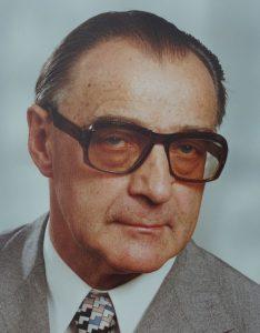 Leitender Schulamtsdirektor Hans Botsch